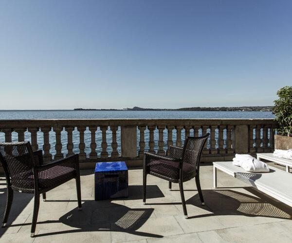 terrazza hotel bellariva gardone riviera