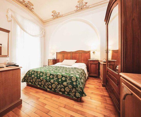 stanza camera grand hotel imperial levico terme